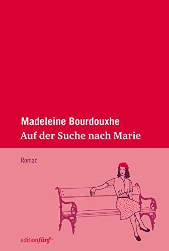 cover: auf der suche nach marie