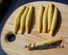 Bubenspitzle, Schupfnudeln, Spitzbuben, Gnocci… aus Kartoffelteig
