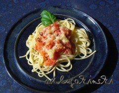 ☕ Rezept: Spaghetti mit Tomatensauce | Kulturmagazin 8ung.info