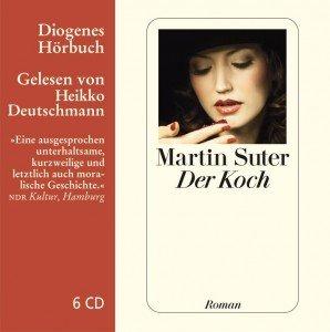 Der Koch von Martin Suter - CD-Cover