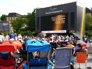 ♫ Tristan und Isolde – umsonst und draußen | Kulturmagazin 8ung.info