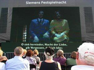 ♫ Tristan und Isolde als öffentliche Oper für alle Kulturmagazin 8ung.info Dorle Knapp-Klatsch