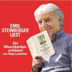 Hörbuch: Der Waschküchenschlüssel von Hugo Loetscher - gelesen von Emil Steinberger | Kulturmagazin 8ung.info