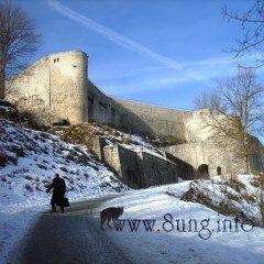 Chowanschtschina - Feste, Burg, historisch