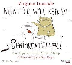 Hörbuch: Nein! ich will keinen Seniorenteller – Individualistin oder Spaßbremse? Kulturmagazin 8ung.info Dorle Knapp-Klatsch