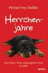 Buchtipp für Hundebesitzer: Herrchenjahre | Kulturmagazin 8ung.info