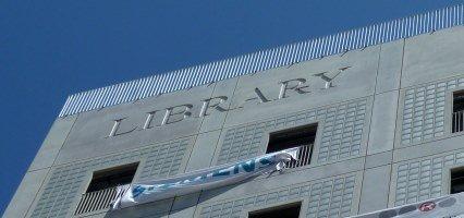 ✍ Stadtbücherei von Stuttgart - erster Bau der zukünftigen Bildungsmeile | Kulturmagazin 8ung.info