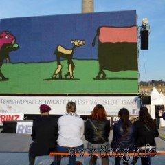 Trickfilmfestival 2011 - Frischluftkino - Open Air - Public Viewing | Kulturmagazin 8ung.info