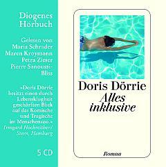 ✍ Buchtipp: Alles Inklusive von Doris Dörrie | Kulturmagazin 8ung.info