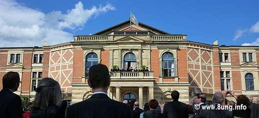 ♫ Ende der 100. Bayreuther Festspiele | Kulturmagazin 8ung.info