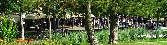 ☼ Wetter am 22. August 2011 - Sonnenschein in Bayreuth | Kulturmagazin 8ung.info