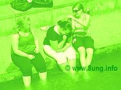 ♫ Ring des Nibelungen als Kinderoper - Bayreuther Festspiele 2011 Kulturmagazin 8ung.info Dorle Knapp-Klatsch