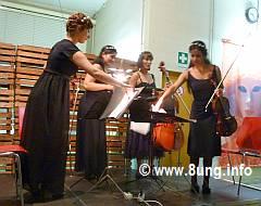 ♫ Festival junger Künstler Bayreuth 2011 – Mozart im Porzellan | Kulturmagazin 8ung.info