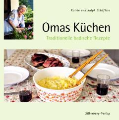 ✍ Kochbuchtipp:  Omas Küchen - Traditionelle badische Rezepte Kulturmagazin 8ung.info Elke Wilkenstein