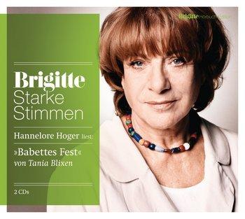 ✍ Hörbuchtipp: Babettes Fest von Tania Blixen, gelesen von Hannelore Hoger | Kulturmagazin 8ung.info