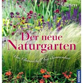 ✿ Gartenbuchtipp: Der neue Naturgarten Kulturmagazin 8ung.info Elke Wilkenstein