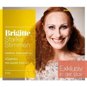 Hörbuch: Garou von Leonie Swann - gelesen von Andrea Sawatzki Kulturmagazin 8ung.info Dorle Knapp-Klatsch
