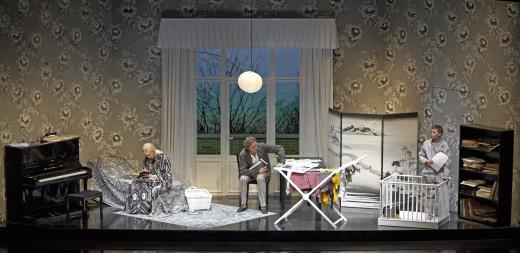 "♫ Oper Stuttgart:  ""Schicksal""  von Leoš Janáček – Oper ohne Ende Kulturmagazin 8ung.info Dorle Knapp-Klatsch"