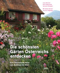 ✿ Gartenbuch-Tipp: Die schönsten Gärten Österreichs entdecken | Kulturmagazin 8ung.info