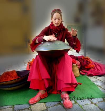 ☛ Bild des Tages: Sphärische Klänge an Himmelfahrt Kulturmagazin 8ung.info Gesine Bodenteich