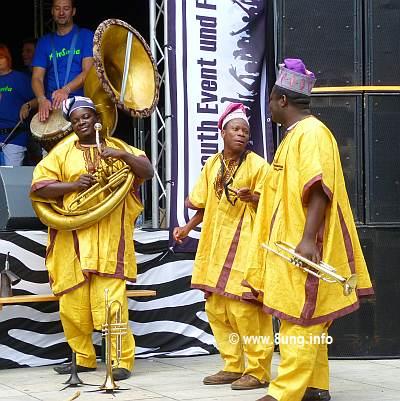 Afrika-Karibik-Festival in Bayreuth endet mit Sonnenschein und guter Laune | Kulturmagazin 8ung.info