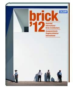 ✍ Architekturbuch-Tipp: brick '12 - Ausgezeichnete Ziegelarchitektur international Kulturmagazin 8ung.info Dorle Knapp-Klatsch