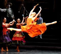 Elisa Badenes (Kitri), Copyright: Stuttgarter Ballett