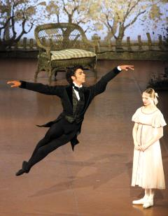 Onegin, Stuttgarter Ballett