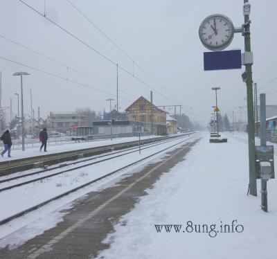 ☼ Bild des Tages: Wetter am 17. Januar - Schneegriesel häufen sich | Kulturmagazin 8ung.info