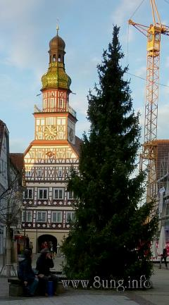 5. Januar 2012 in Kirchheim unter Teck