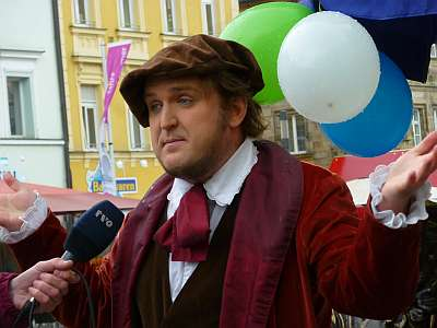 ♫ Bild des Tages: Bayreuth feiert Richard Wagners 200. Geburtstag Kulturmagazin 8ung.info Dorle Knapp-Klatsch