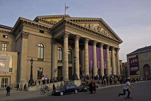 ♫ Opernfestspiele in München Kulturmagazin 8ung.info Dorle Knapp-Klatsch