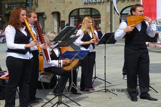 ♫ Bild des Tages: Flötenmusik vom Feinsten | Kulturmagazin 8ung.info