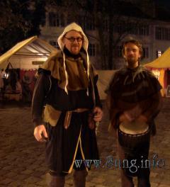 Banditen bei Falstaff