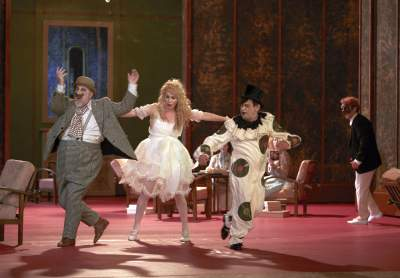 ♫ Oper Stuttgart: Ariadne auf Naxos – 101 Jahre nach der Uraufführung Kulturmagazin 8ung.info Dorle Knapp-Klatsch