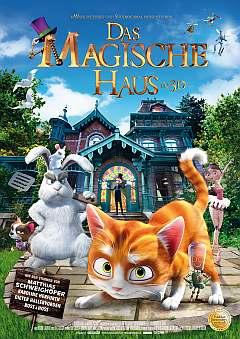☛ Das magische Haus: Trickfilm-Tipp ab 6 Jahre | Kulturmagazin 8ung.info