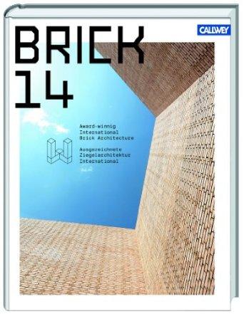 ✍ Architekturbuch-Tipp: Brick 14 - Zimtschule bis Luxusruine | Kulturmagazin 8ung.info