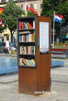 ❢ Tipp: 1000-Bücher-Bibliothek im Taschenbuchformat | Kulturmagazin 8ung.info