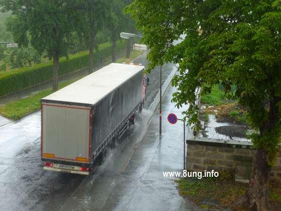 ☼ Wetter am 14. Juli 2014 - Platzregen aus heiterem Himmel | Kulturmagazin 8ung.info