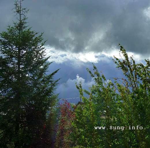 ☼ Wetter im Oktober 2014 an Neumond: 1. Herbststurm | Kulturmagazin 8ung.info