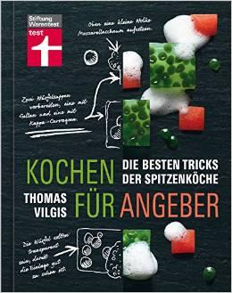 Buchcover: Kochen für Angeber