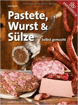 cover Pastete, Wurst & Sülze