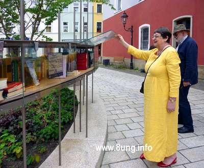 ❢ Neuer Schwung in Hof – 24-Stunden-Bibliothek auf Augenhöhe | Kulturmagazin 8ung.info