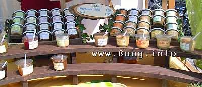 ☕ Sauerkirsch-Marmelade - eine besondere Delikatesse | Kulturmagazin 8ung.info