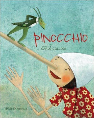 ✍ Pinocchio - Buchklassiker aus Italien | Bilderbuch-Tipp | Kulturmagazin 8ung.info