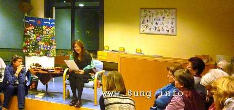 Frauenlesenacht in der Kirchheimer Bibliothek