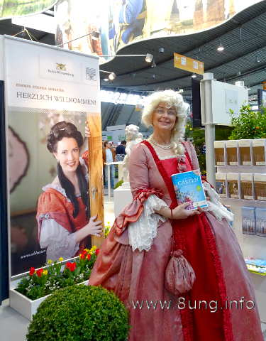 ❢  Frühlingsmesse 2016: Vom Barockgarten bis Brennnessel im Topf Kulturmagazin 8ung.info Dorle Knapp-Klatsch