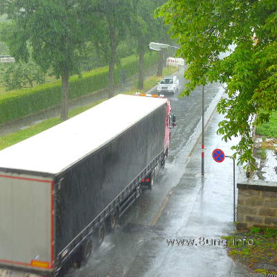 ☼ Wetterprognose Sommer 2016: Regen & Nässe | Kulturmagazin 8ung.info