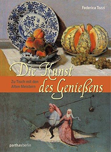 ✍ Kochbuch / Kunstbuch: Die Kunst des Genießens | Kulturmagazin 8ung.info