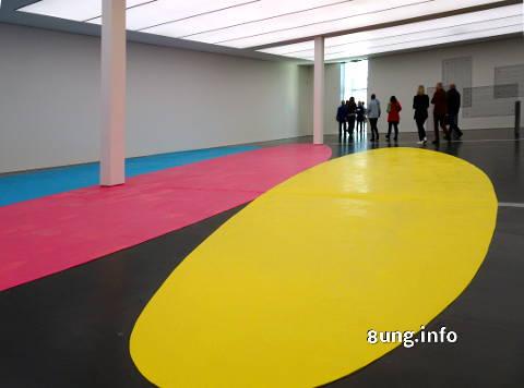 """Leni Hoffmann: """"under milkwood"""" im Kunstmuseum Stuttgart"""